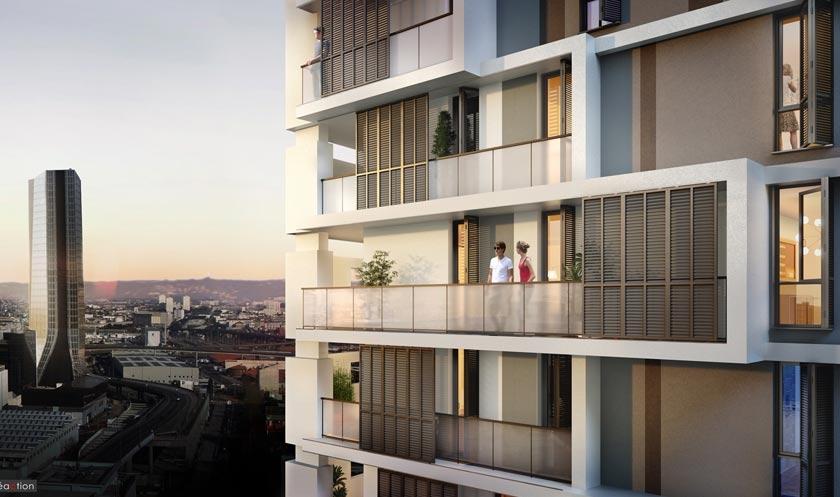 Programme immobilier à Marseille