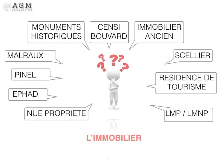 Immobilier par AGM